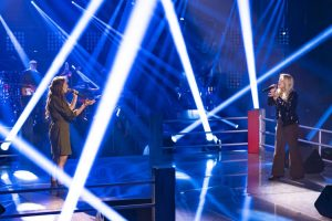 The Voice of Germany 2020 - Lisa-Marie Christ und Paula Dalla Corte