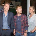 GZSZ - Clemens Löhr, Eva Mona Rodekirchen und Niklas Osterloh