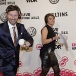 Die 1LIVE Krone 2013 - Sabine Heinrich und Thorsten Schorn