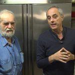 Rach, der Restauranttester - Christian Rach und Kostas Papanastasiou