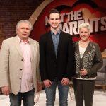 Meet the Parents - Single Dustin mit Vater Jörg und Mutter Gaby
