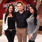 Meet the Parents - Single Pia mit Vater Joachim und Schwester Mona