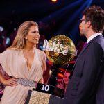Let's Dance 2017 Show 3 - Die Moderatoren Sylvie Meis und Daniel Hartwich