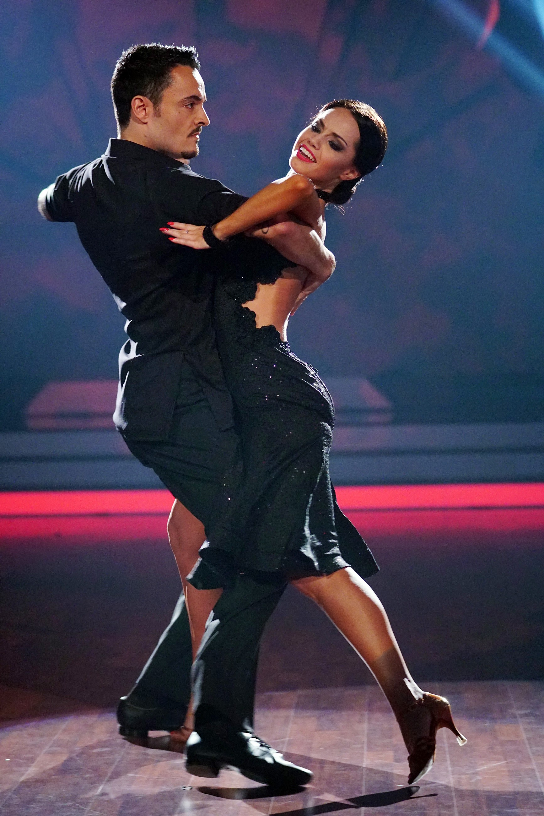 Christina Luft LetS Dance