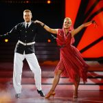 Let's Dance 2017 Show 4 - Maximilian Arland und Isabel Edvardsson