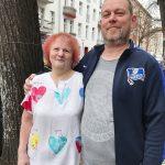 Schwiegertochter gesucht 2017 - Manuel mit seiner Mutter Sylvia
