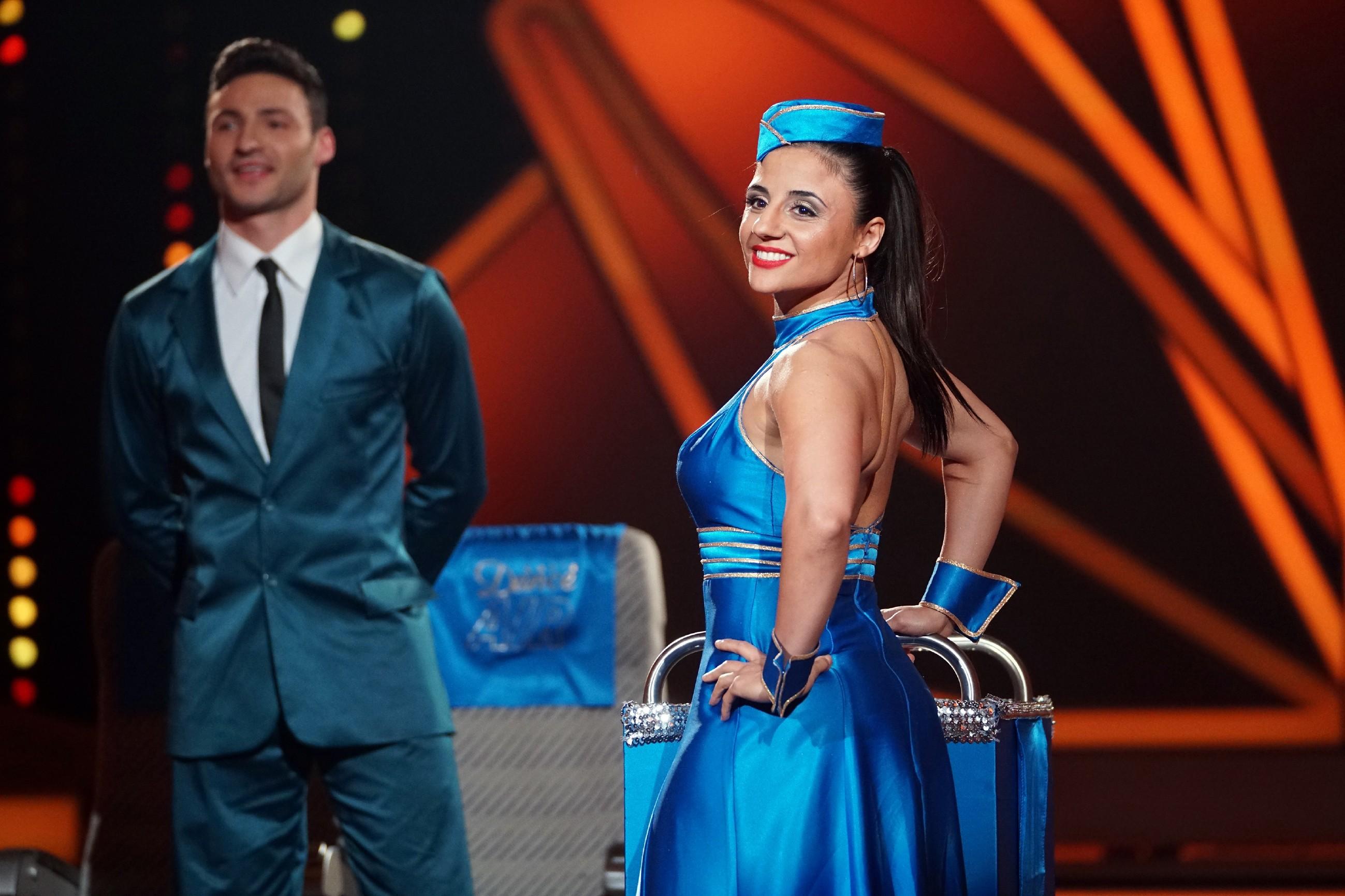 Let's Dance 20 Show 20 – Susi Kentikian und Robert Beitsch ...