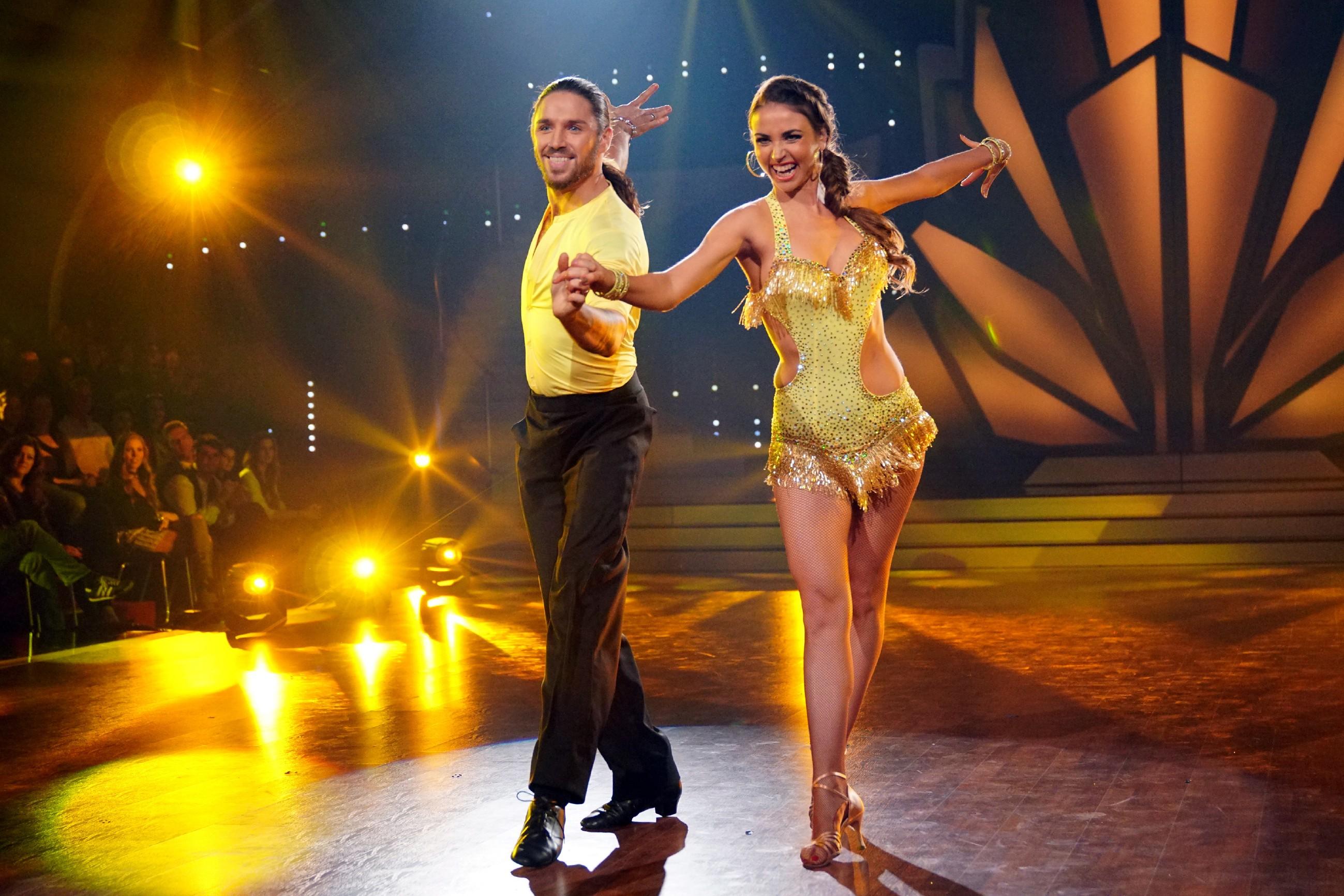 Lets Dance 2017 Show 5 Gil Ofarim Und Ekaterina Leonova Stars On Tv