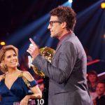 Let's Dance 2017 Show 6 - Die Moderatoren Sylvie Meis und Daniel Hartwich