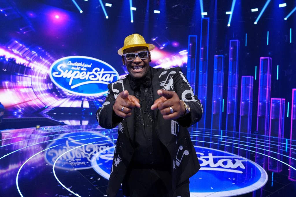 "Alphonso Williams ist ""Superstar 2017"""
