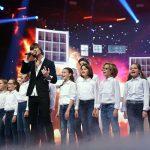 DSDS 2017 Finale - Alexander Jahnke bei seinem Auftritt