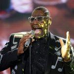 DSDS 2017 Finale - Alphonso Williams bei seinem Auftritt