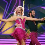 Let's Dance 2017 Show 8 - Angelina Kirsch und Massimo Sinató