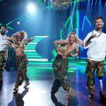Let's Dance 2017 Show 9 - Faisal Kawusi und Oana Nechiti gegen Heinrich Popow und Kathrin Menzinger