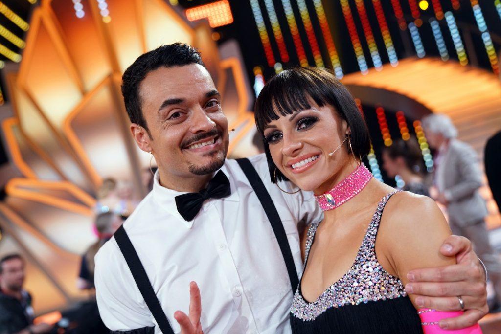 Giovanni Zarrella und Marta Arndt sind ausgeschieden