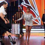 Let's Dance 2017 Show 9 - Jorge Gonzalez, Motsi Mabuse und Joachim Llambi