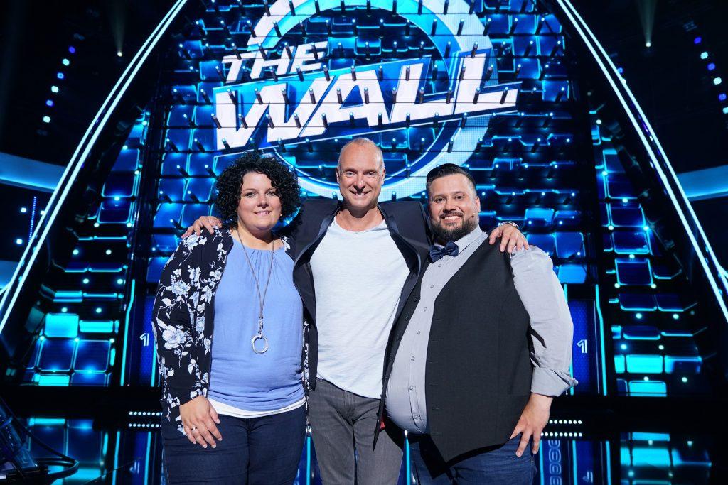 The Wall - Christiane und Vadim aus Nickennich mit Frank Buschmann