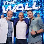 The Wall - Magnus und Dirk mit Frank Buschmann