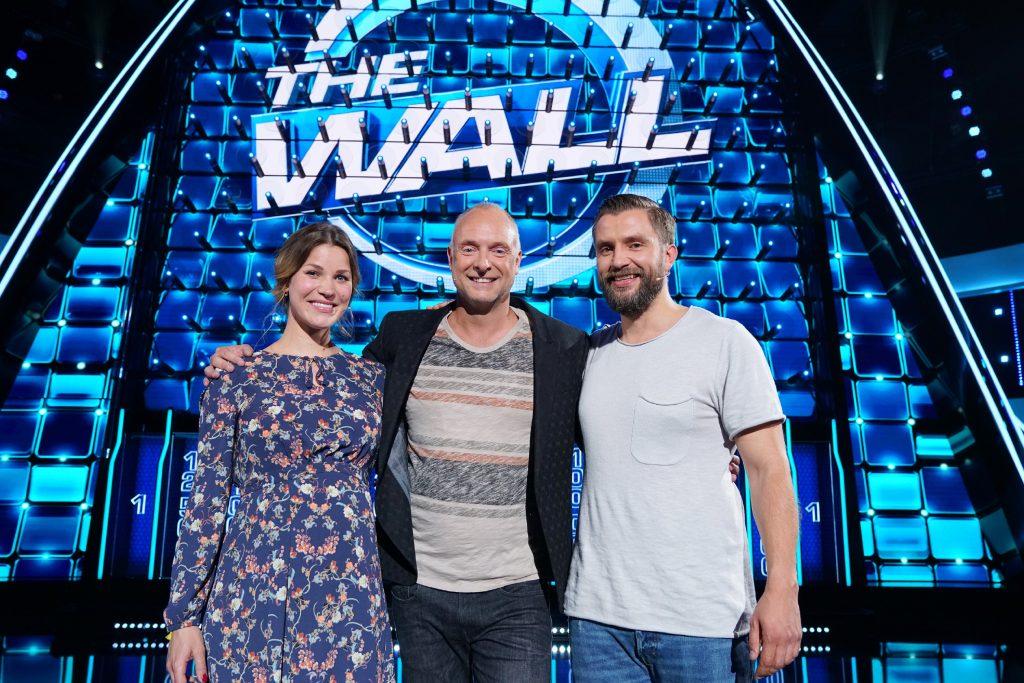 The Wall - Julia und Tobias aus Köln mit Frank Buschmann