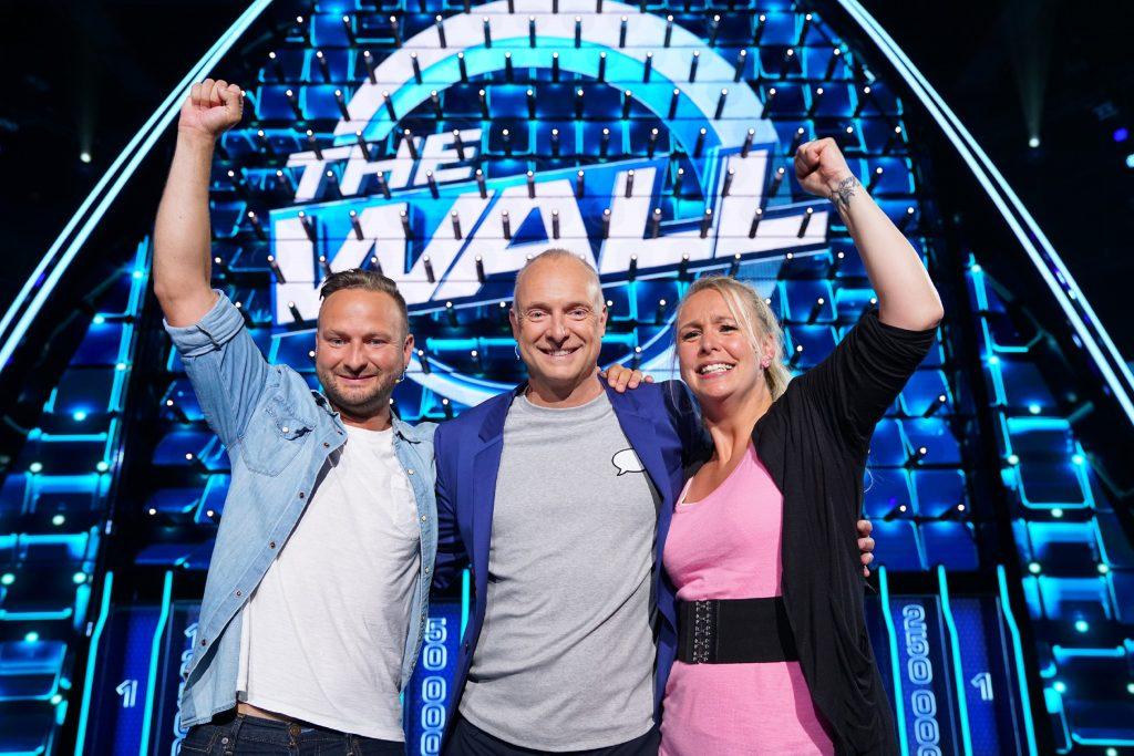 The Wall - Jens und Peggy aus Penzing