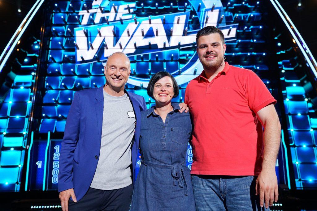 The Wall - Anne und André aus Laubach