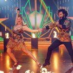 Let's Dance Finale 2017 - Angelina Kirsch und Massimo Sinató mit dem Jurytanz