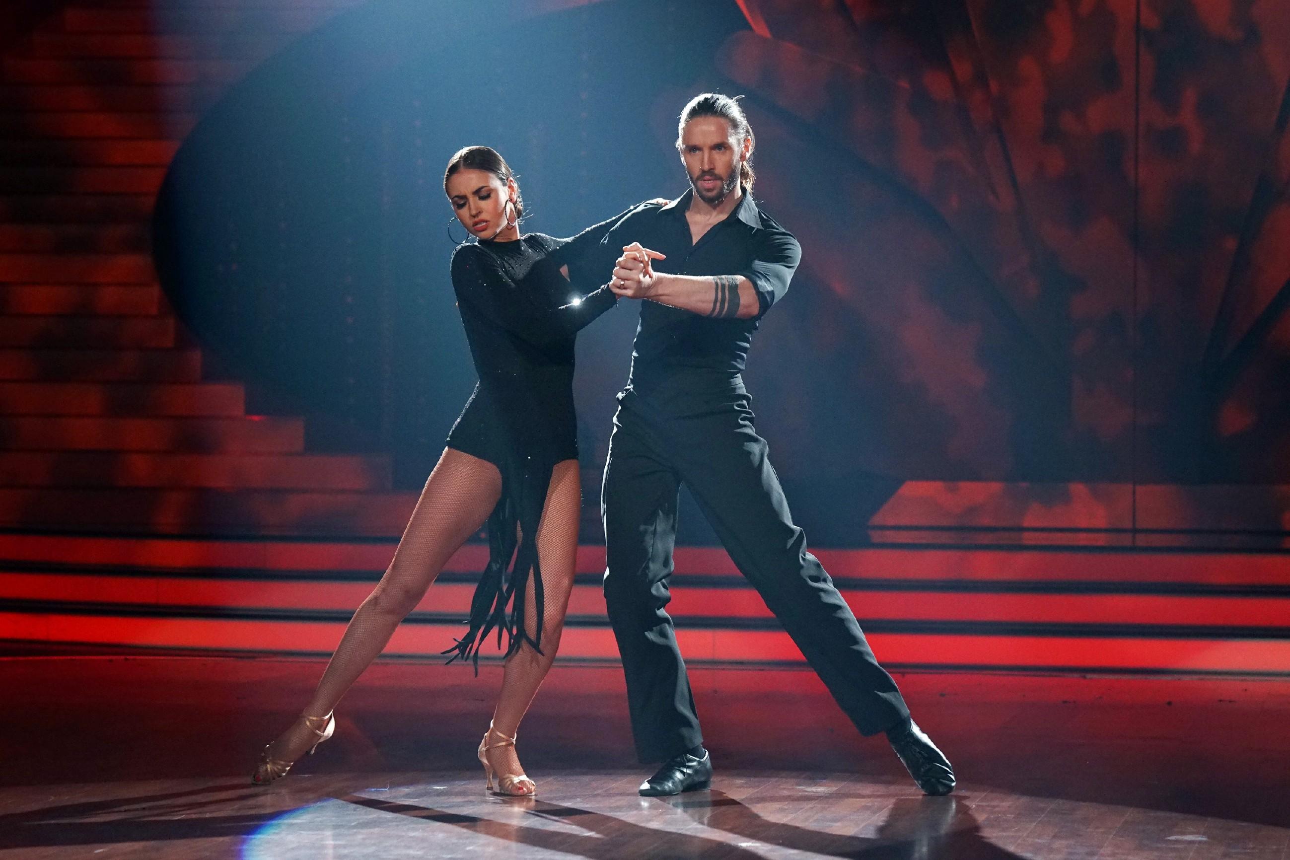 Lets Dance Finale 2017 Gil Ofarim Und Ekaterina Leonova Mit Dem