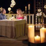 Die Bachelorette 2017 Folge 3 - Jessica und Johannes beim Dinner