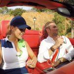 Die Bachelorette 2017 Folge 3 - Jessica und Johannes im Ferrari
