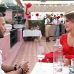 Die Bachelorette 2017 Folge 3 - Jessica mit Domenico