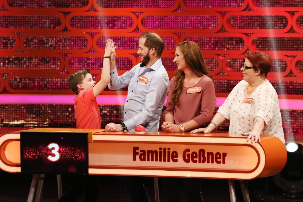 Keep it in the Family - Familie Geßner