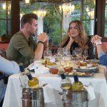 Die Bachelorette 2017 Folge 4 - Jessica mit den Jungs beim Dinner