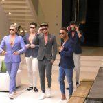 Die Bachelorette 2017 Folge 4 - Die Jungs bei ihrer Modenschau