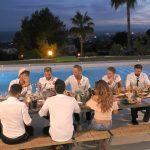 Die Bachelorette 2017 Folge 4 - Andre, Domenico, Marco, Johannes, Arnold, Basti, Jessica, David und Sebastian