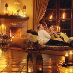 Die Bachelorette 2017 Folge 5 - Jessica und David bei einem entspannten Abend