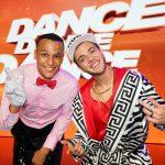 Dance Dance Dance 2017 - Prince Damien und Luca Hänni