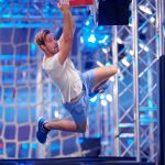 Ninja Warrior Germany 2017 - Lasse Simson