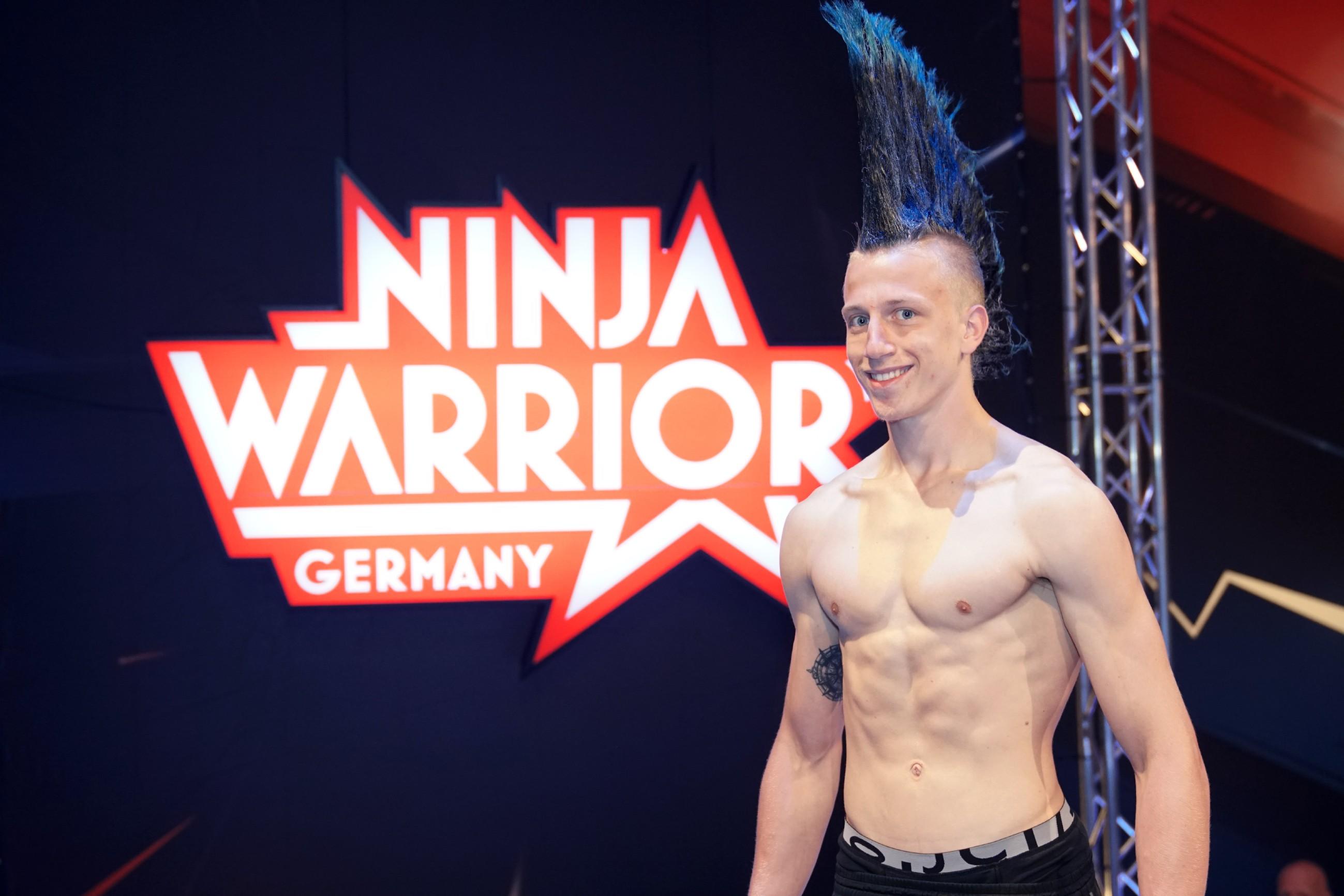 Ninja Warrior Germany 2017 - Matthias Clementi