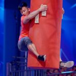 Ninja Warrior Germany 2017 - Tony Tu
