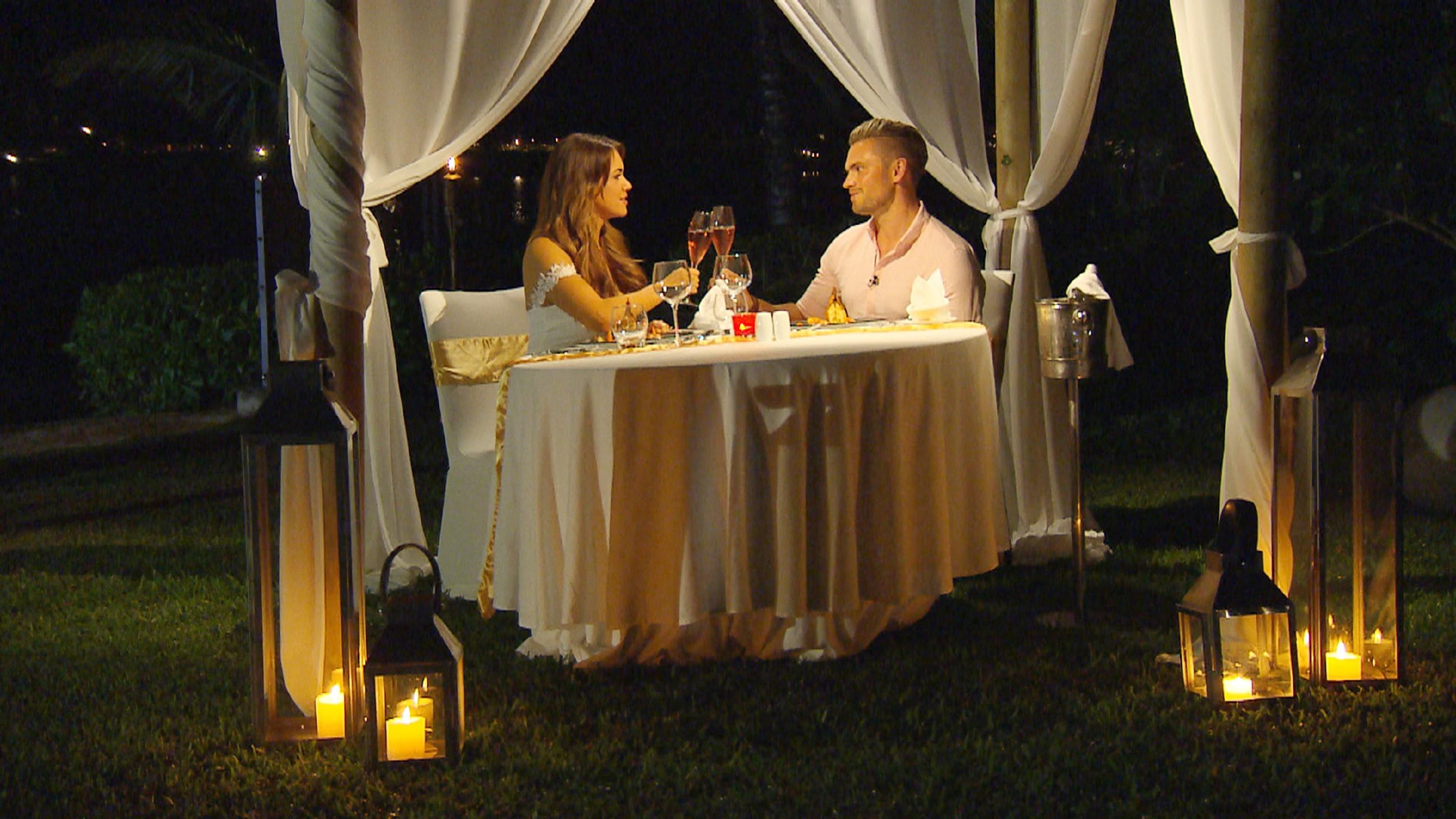 Die letzte Nacht der Rose: Jessica hat die schwerste Entscheidung der letzten Wochen zu treffen.