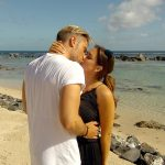 Die Bachelorette Finale 2017 - Johannes und Jessica küssen sich