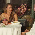 Die Bachelorette Finale 2017 - Jessica und Niklas beim Dinner