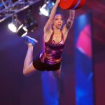 Ninja Warrior Germany Folge 4 - Line Calgaro