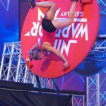 Ninja Warrior Germany Folge 4 - Sabrina Avarello