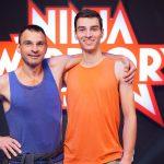 Ninja Warrior Germany Folge 4 - Andreas und Luca Flögel
