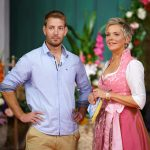 Bauer sucht Frau 2017 Folge 1 - Inka Bause mit Gerald