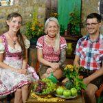 Bauer sucht Frau 2017 Folge 1 - Anton mit Ann-Cathrin und Sarah
