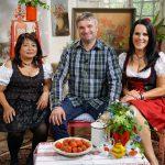 Bauer sucht Frau 2017 Folge 1 - Klaus Jürgen mit Wanphen und Christa