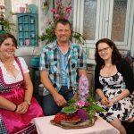 Bauer sucht Frau 2017 Folge 1 - Michael mit Peggy und Kathrin