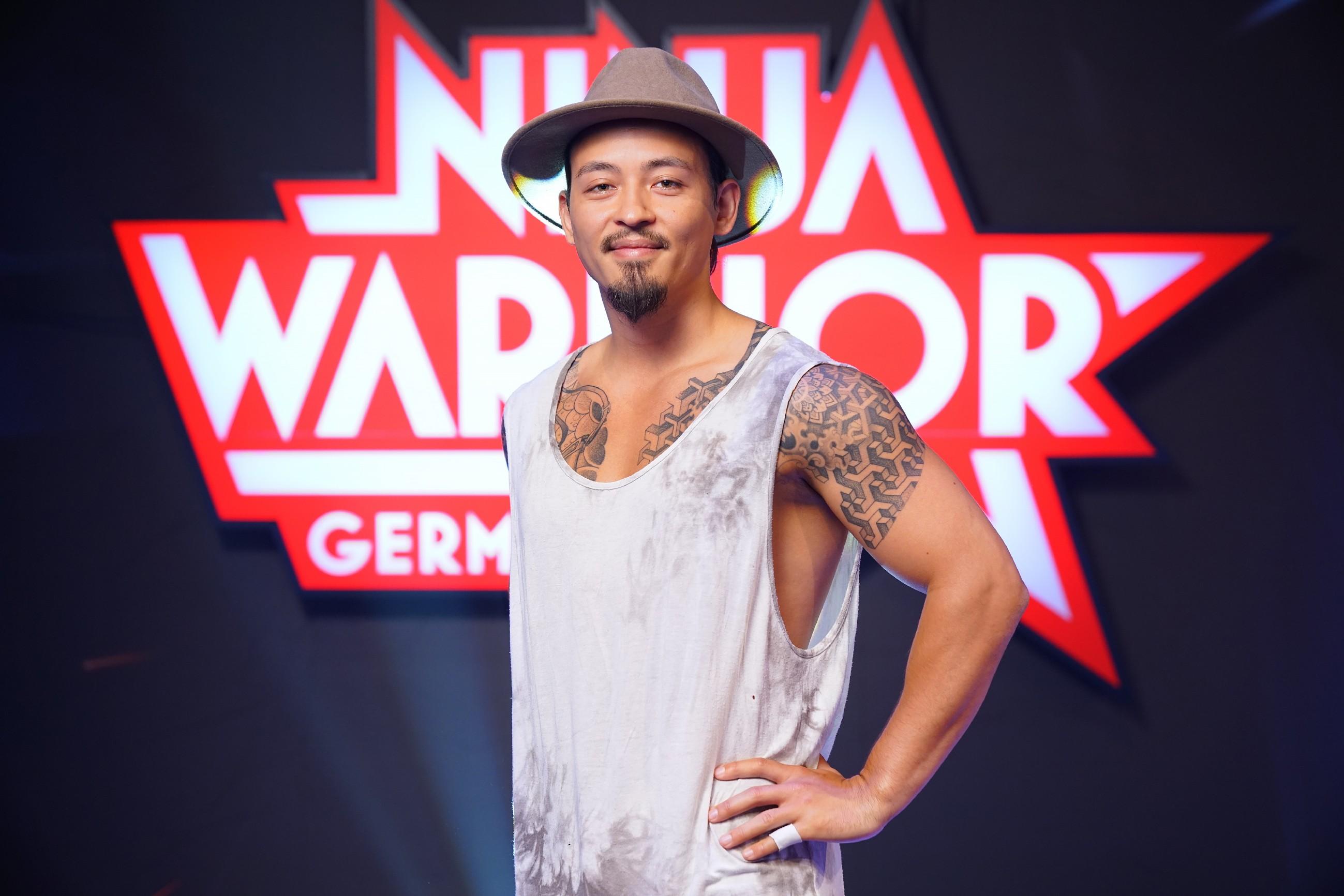 Ninja Warrior Germany 2017 - Jun Kim